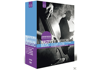 VARIOUS - Masters Of American Music - (DVD)