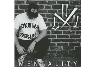 Look My Way - Mentality - (CD)