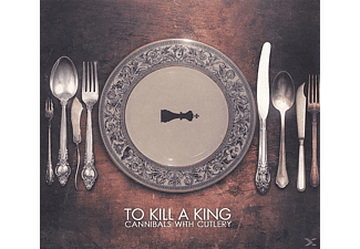 To Kill A King - Cannibals With Cutlery - (Vinyl)