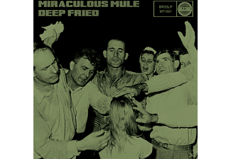 Miraculous Mule - Deep Fried - (Vinyl)