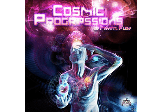 VARIOUS - Cosmic Progressions - (CD)