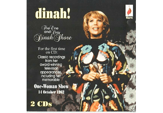 Dinah Shore - The One And Only Dinah - (CD)