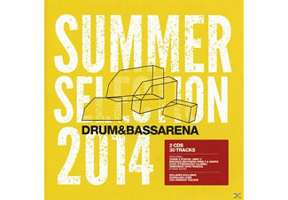 VARIOUS - Drum & Bass Arena - Summer Selection 2014 - (CD)
