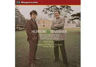 David Munrow, Academy of St. Martin in the Fields - Telemann/Sammartini/Handel (180 Gr.Lp) - (Vinyl)