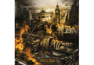 Emergency Gate - Infected - (CD)