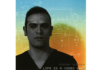 Simone Vignola - Life Is A Video Game - (CD)