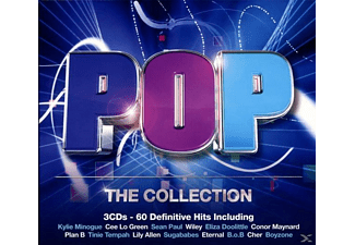 VARIOUS - Pop-The Collection - (CD)