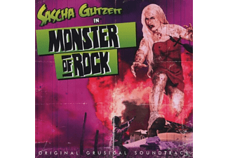 Sascha Gutzeit - Monster Of Rock - (CD)