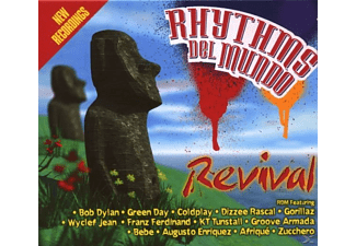 Rhythms Del Mundo - Revival - (CD)