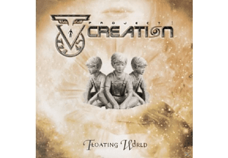 Project Creation - Floating World - (CD)