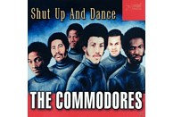 The Commodores - Shut Up And Dance [CD]