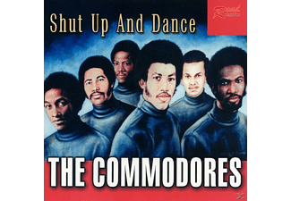 The Commodores - Shut Up And Dance - (CD)