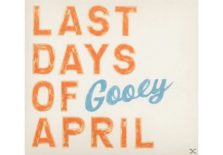 Last Days Of April - Gooey - (CD)