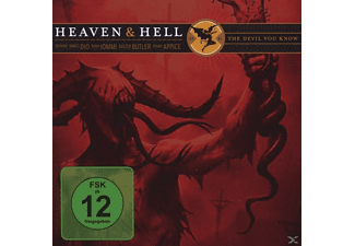 Heaven - The Devil You Know - (DVD)