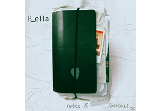 B_ella - Notes & Sketches - (CD)