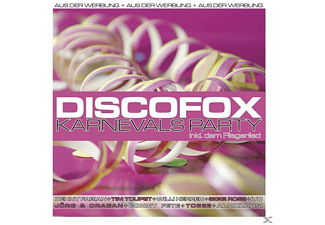 VARIOUS - Discofox Karnevals Party - (CD)