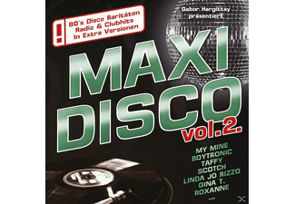 VARIOUS - Maxi Disco Vol.2 - (CD)