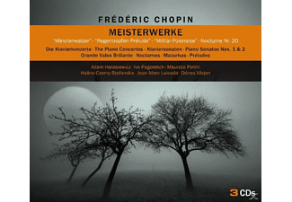 VARIOUS - Chopin - (CD)
