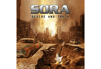 Sora - Desire & Truth - (CD)
