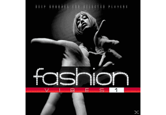 VARIOUS - Fashion Vibes Vol.1 - (CD)