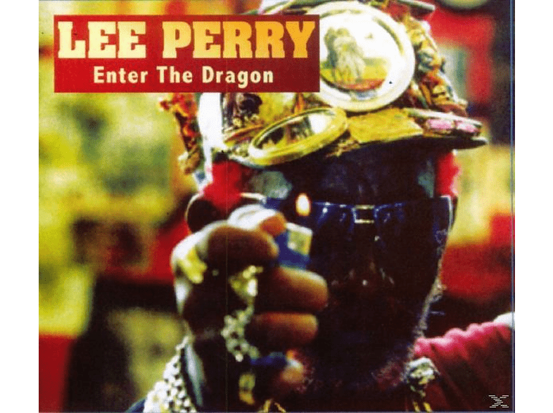 Lee Scratch Perry - ENTER THE DRAGON [CD]