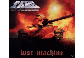 Tank - War Machine (Limited Digipack) - (CD)