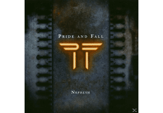 Pride  Fall - Nephesh - (CD)