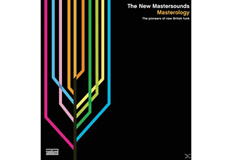 The New Mastersounds - Masterology: The Pioneers Of New British Funk - (CD)