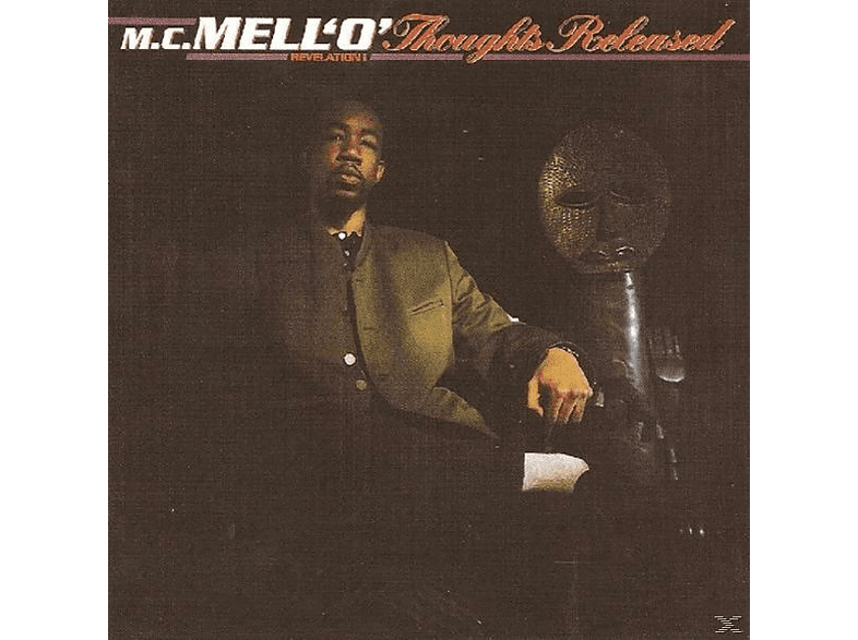 M.C.Mell'O' - Thoughts Released (Revelation 1) [CD]