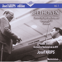 Isaac Stern, Josef Krips - Concerto For Violin And Orchestra-Sinfonie 1 [CD]