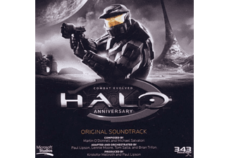 VARIOUS - Halo Combat Evolved Anniversary (Ost) - (CD)
