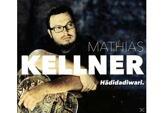 Mathias Kellner - Hädidadiwari - (CD)