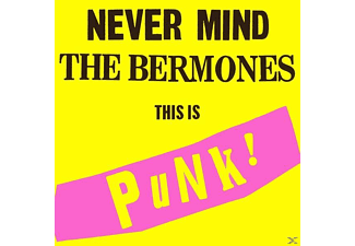 The Bermones - Punk EP - (Maxi Single CD)