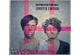 Antientertainers - Limited Edition - (CD)
