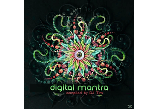 VARIOUS - Digital Mantra - (CD)