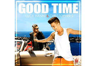 Christopher S & Luca Hänni - GOOD TIME - (Maxi Single CD)