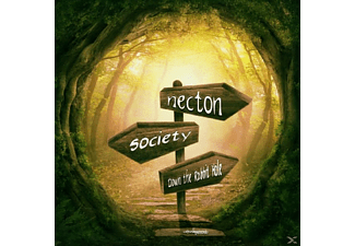 Necton - Down The Rabbit Hole - (CD)