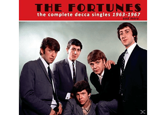 The Fortunes - The Complete Decca Singles 1963-196 - (CD)