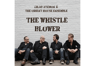 The Orient House Ensemble - The Whistle Blower - (CD)