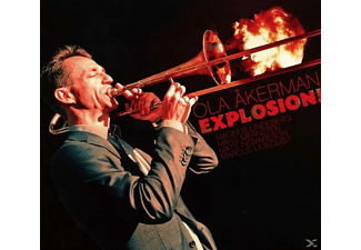 Ola Akerman - Explosion! - (CD)