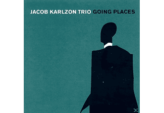 Jacob Karlzon - Going Places - (CD)