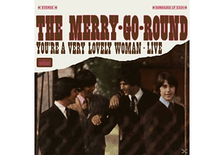 The Merry-go-round - You're A Very Lovely Woman 180g Vinyl - (Vinyl)