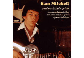 Sam Mitchell - Bottleneck/ Slide Guitar - (CD)