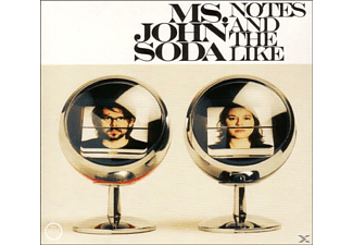 MS.JOHN SODA - Notes And The Like [CD]