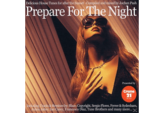 Jochen Pash, Jochen (compiled And Mixed By) Pash - Prepare For The Night/Creme21 - (CD)