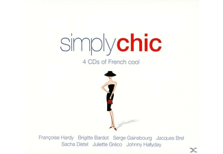 VARIOUS - Simply Chic - (CD)