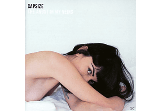 Capsize - The Angst In My Veins - (CD)