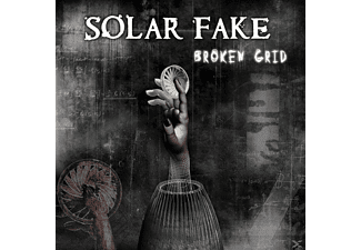 Solar Fake - Broken Grid - (CD)