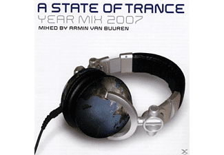 Armin Van Buuren - A State Of Trance Yearmix 2007 - (CD)