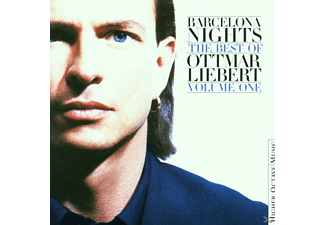 Ottmar Liebert - Barcelona Nights - (CD)